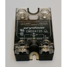 Crydom CWD24125 Solid State Relais 280VAC/125A | IN 3-32VDC