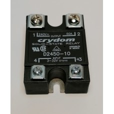 Crydom D2450-10 Solid State Relais 280VAC/50A | IN 4-32VDC
