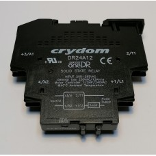 Crydom DR24A12 Solid State Relais 280VAC/12A | IN 200-265VAC