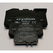 Crydom DR48D12 Solid State Relais DIN Hutschiene 600VAC/12A | IN 4-32VDC