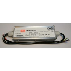 Mean Well CEN-100-20 LED Netzteil KSQ 96W 20V 4,8A CC+CV einstellbar IP66