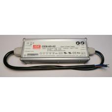 Mean Well CEN-60-42 LED Netzteil KSQ 42V 1,45A CC+CV einstellbar IP66