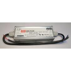 Mean Well CEN-75-20 LED Netzteil KSQ 75W 20V 3,75A CC+CV einstellbar IP66
